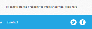 FreedomPop Cancel Premier Link